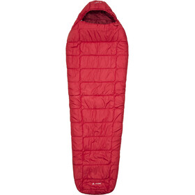 VAUDE Sioux 1000 Syn Slaapzak, dark indian red